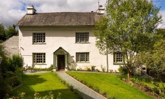 Roger Ground House Hawkshead Lake District Beatrix Potter country