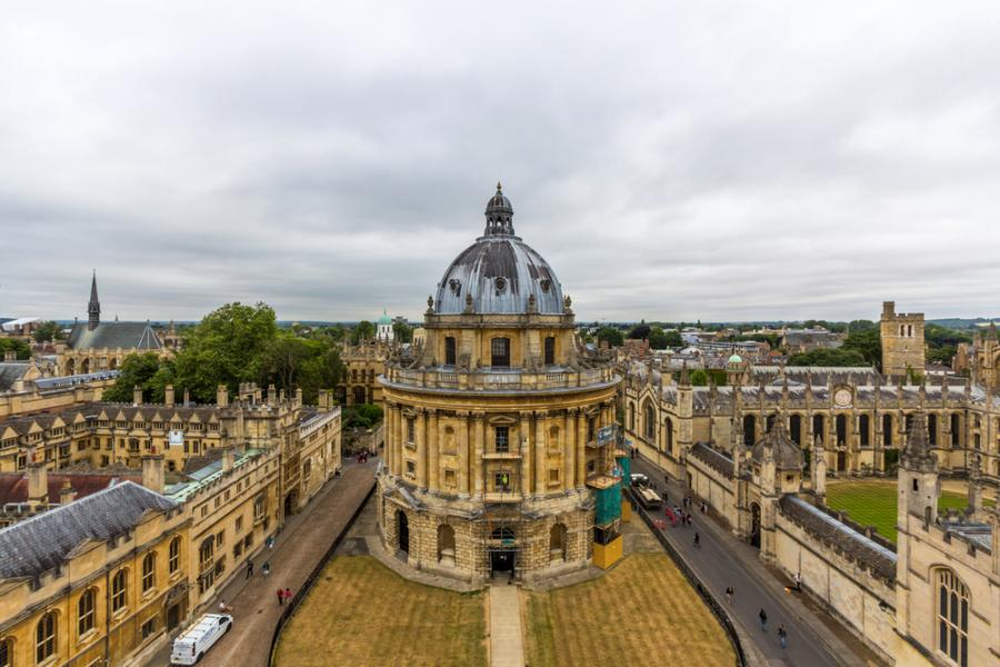 15 things you might not, but really should, know about Oxford
