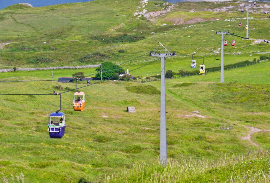 Britain S Best Cable Cars Holiday Blog From Love Cottages