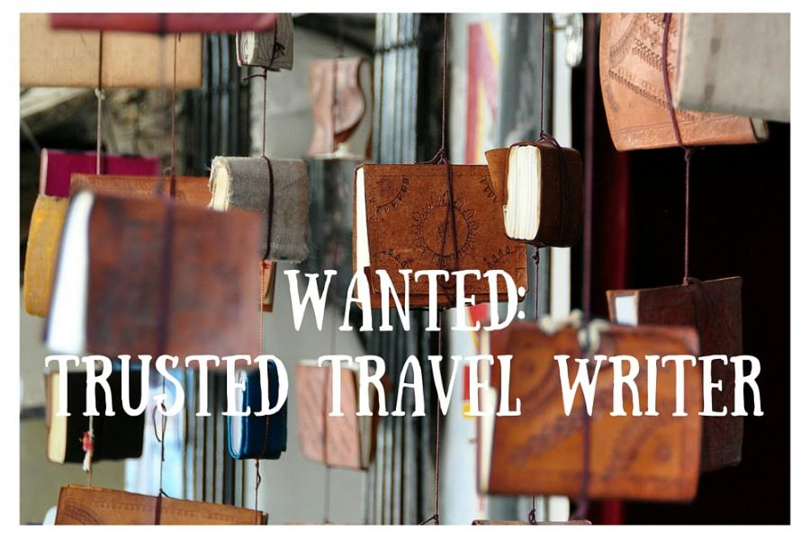 WANTED: Love Cottages Trusted Travel Writer