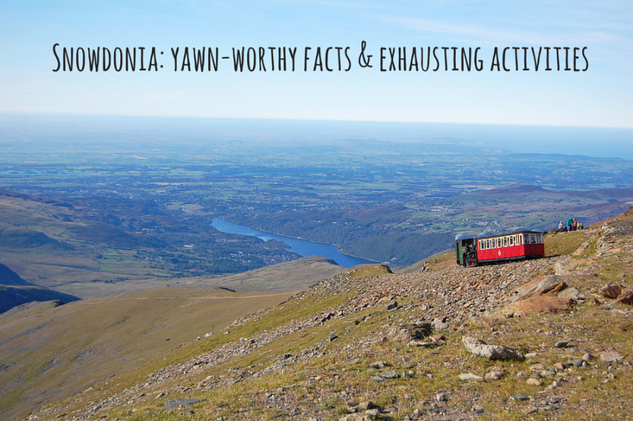 Snowdonia: yawn-worthy facts & exhausting activities