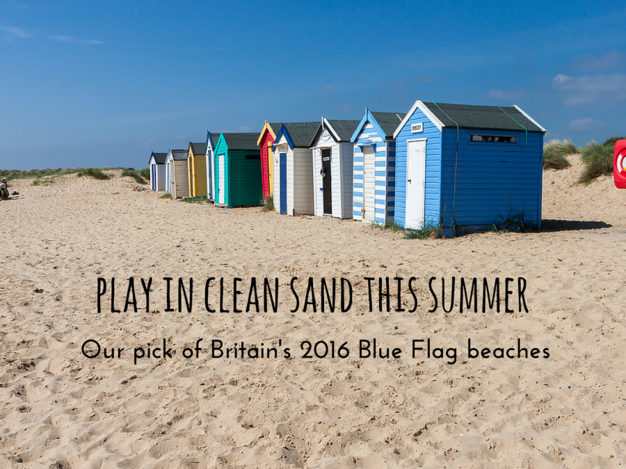 How to find the cleanest beaches in Britain