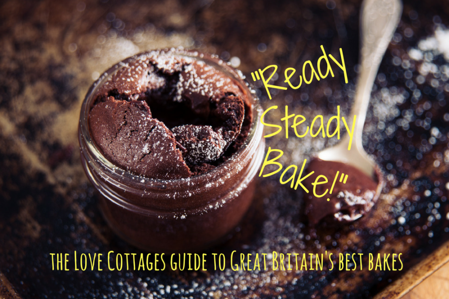 The Love Cottages' Guide to Great Britain's Best Bakes