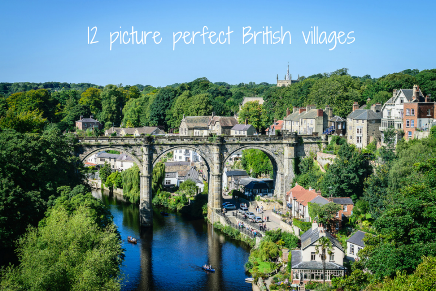12 of Britain's prettiest villages for a weekend break