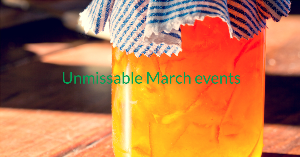 unmissable March events