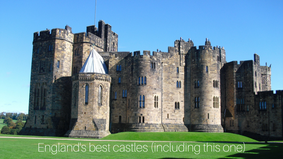 English castles - England's best castles for days out and day trips