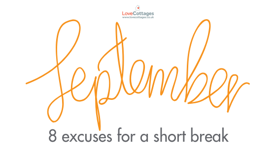 September short break ideas