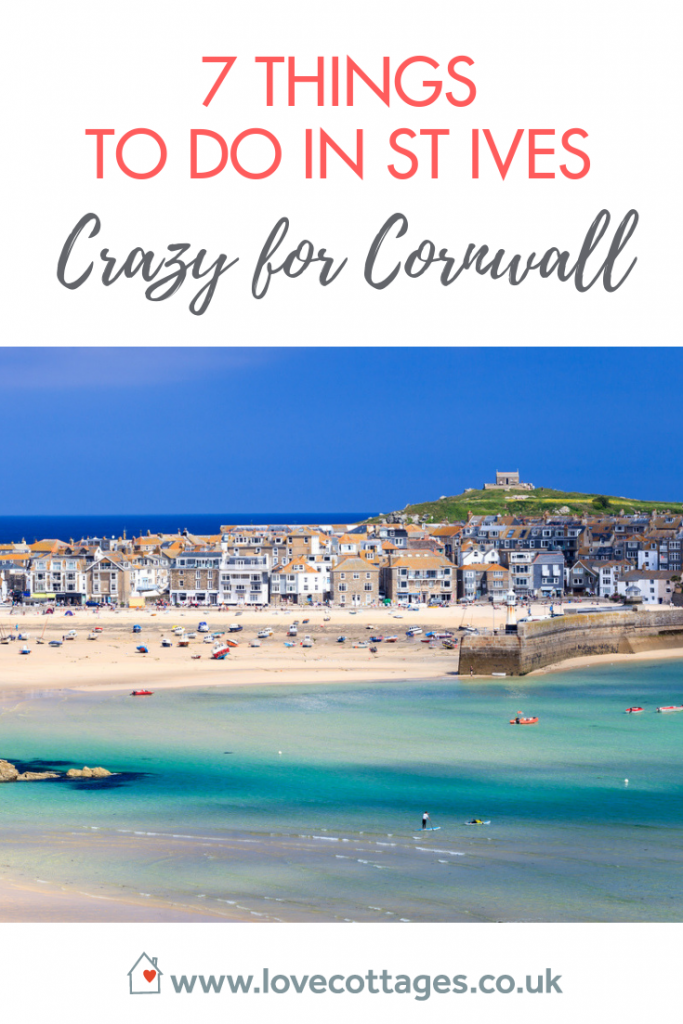 Depending on who you ask (your mum, your boss, your 5 year old, or your taxi driver), St Ives in Cornwall generates all manner of memories and experiences. And isn't that just the best thing of all? Of all the things to do in St Ives, you'll never be short of options. Although there's a strong artistic thread, it's also one of the prettiest Cornish seaside towns. But sun, sea and sand aside, let's get to grips with what to see, do and experience in St Ives and the inseparable Carbis Bay.